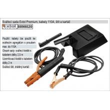 Držáky elektrod a kabely