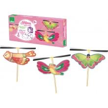 Dřevěné hračky pro holky
